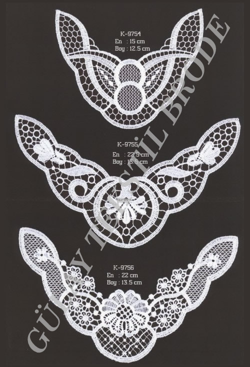 collar lace 22