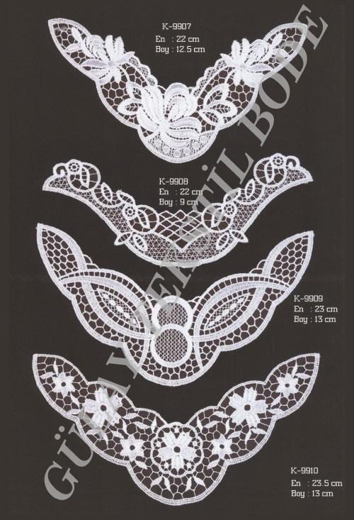 collar lace 25