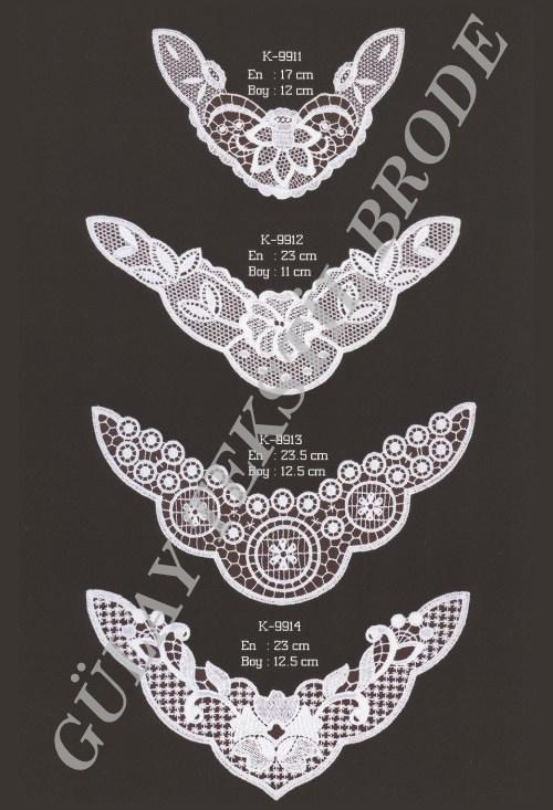 collar lace 26