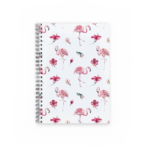 Baby Weaning Planner - FLAMINGO