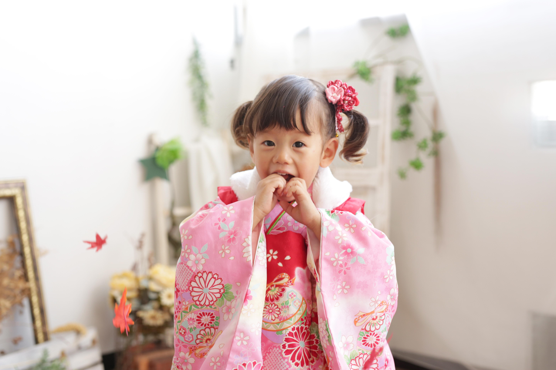3歳 和装