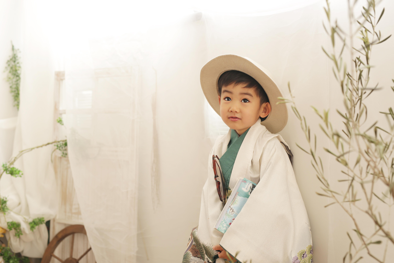 5歳 和装