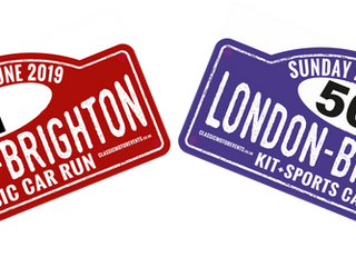 LONDON TO BRIGHTON CLASSIC, KIT AND SPORTS CAR RUN – FROM VINTAGE TO ELECTRIC