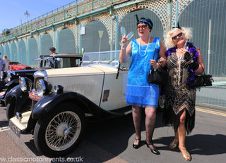 ENTRIES OPEN FOR THE LONDON TO BRIGHTON  CLASSIC, SPORTS AND KIT CAR RUN 2019