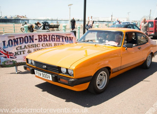 BIGGEST AND BEST EVER LONDON TO BRIGHTON  CLASSIC, KIT & SPORTS CAR RUN 2019