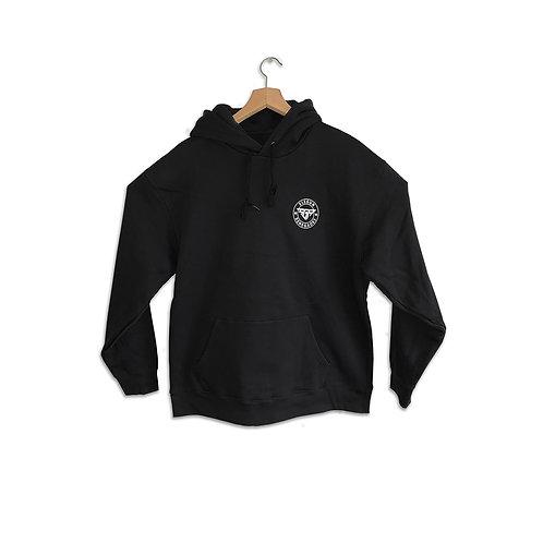 Sixgun Renegades - Black Logo Hoodie