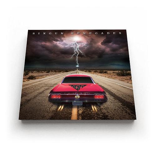 Sixgun Renegades - CD