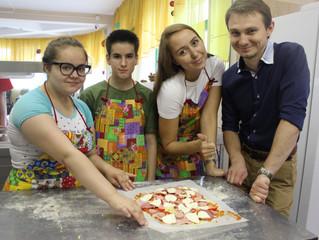 Итальянские секреты на кухне нашего Центра
