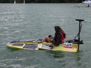 Команда из района Западное Дегунино участвовала в гонках «Солнечная регата», прошедших в Германии, и