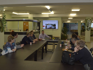 Встреча приемных семей Южного Административного округа г. Москвы