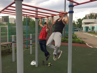 """""""Территория фитнеса"""" в нашем Центре!"""