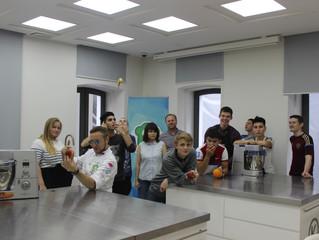 Проект «Вкусная профессия» от благотворительного фонда «Семья»