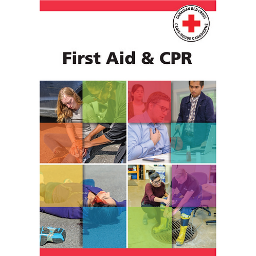 Standard First Aid & CPR C