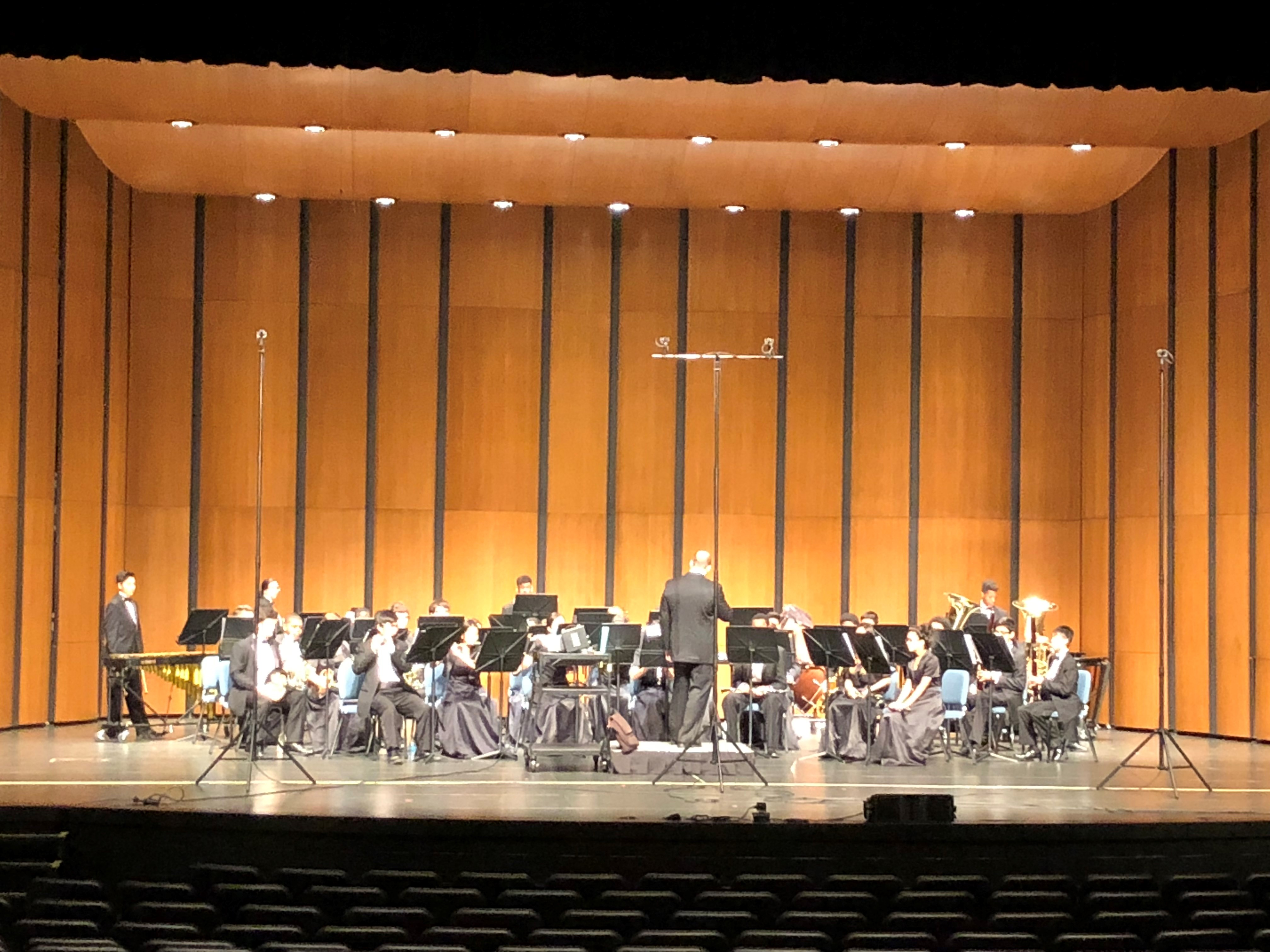 UIL 2018 Winds
