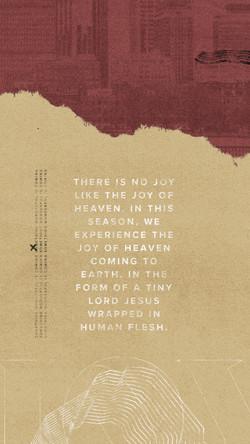 Advent / Joy