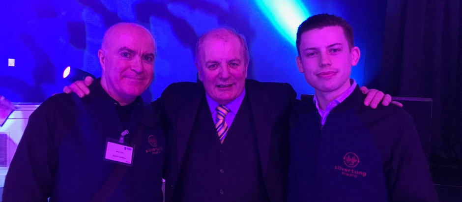 The Silvertung Devils meet the  silver-tongued Dragon Gavin Duffy