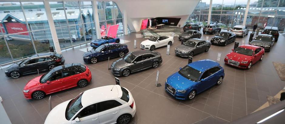 Audi Centre, Audi's Flagship Showrooms
