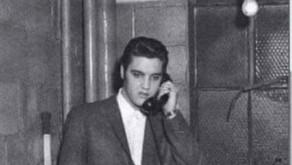 If Elvis recorded press Menus!!