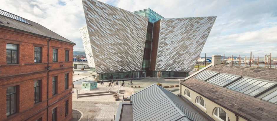 The Iconic Titanic Hotel Belfast