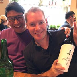 Owner & wine expert Thomas B.