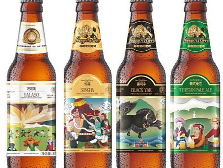 Schon probiert? Tibetisches Bier mit CH-Know-how gebraut in Tibet auf über 3'300 m.ü.M