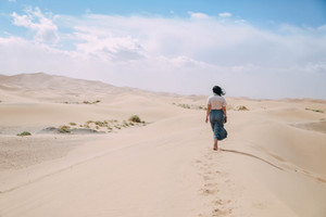 Wandering the Sahara