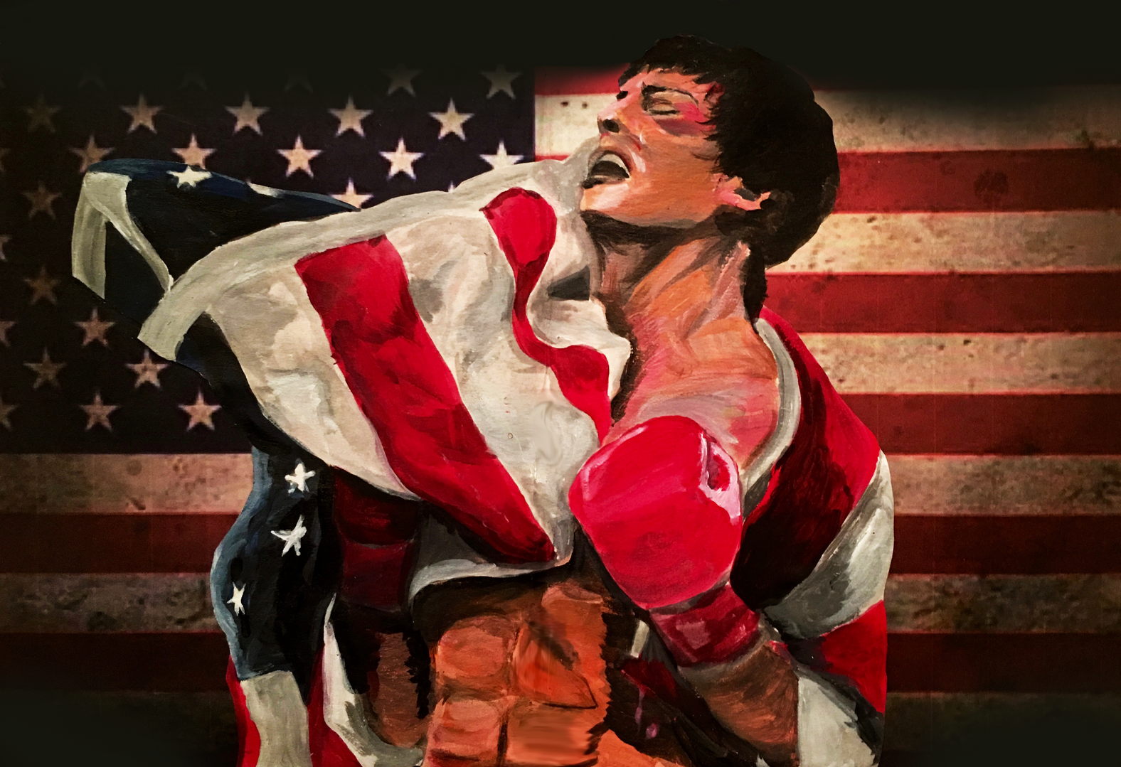 ROCKY'S VICTORY