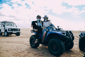 Adventuring the Sahara
