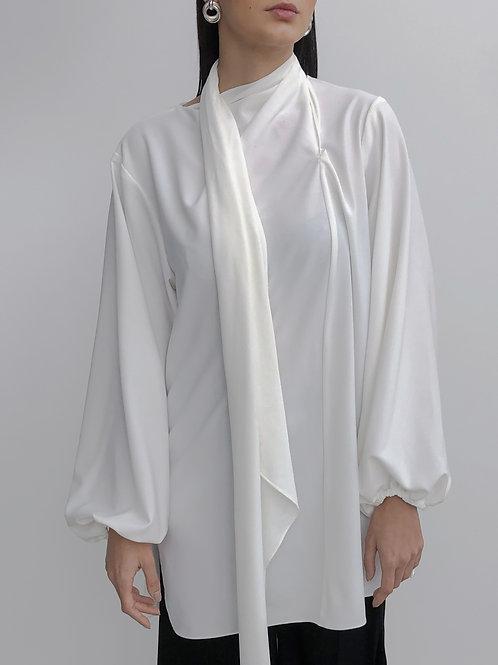 Blusa Capitu Off White