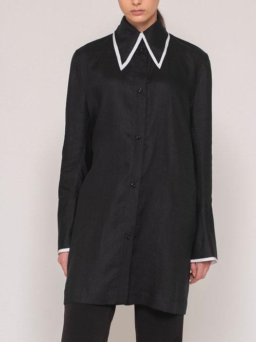 Camisa Norma Preto