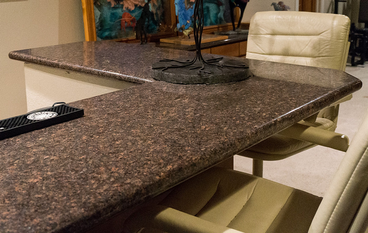 ... Granite Bar Top ...