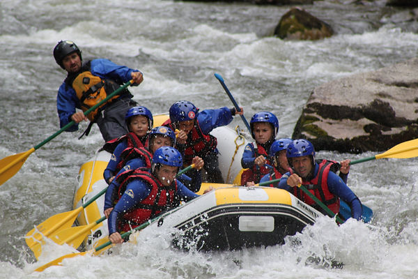 Rafting Perpignan