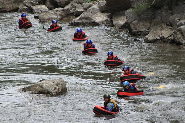 Rafting Quillan