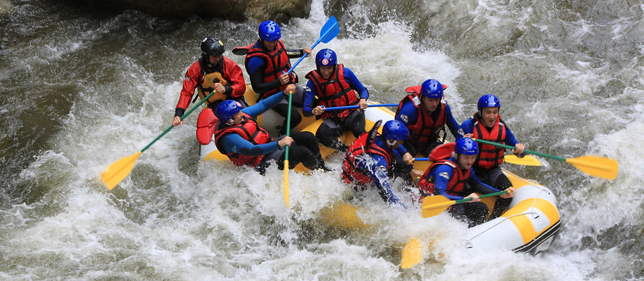 Rafting Toulouse