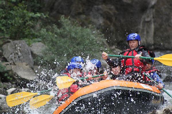 Rafting Axat