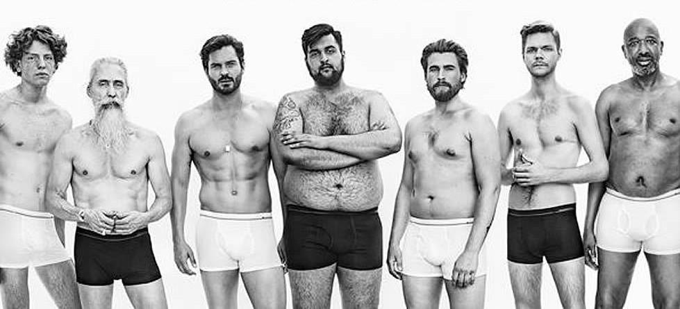 0356fcbfc5 Conoces la forma de tu cuerpo? | Revista con estilo para hombres ...