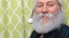 Becoming Santa!
