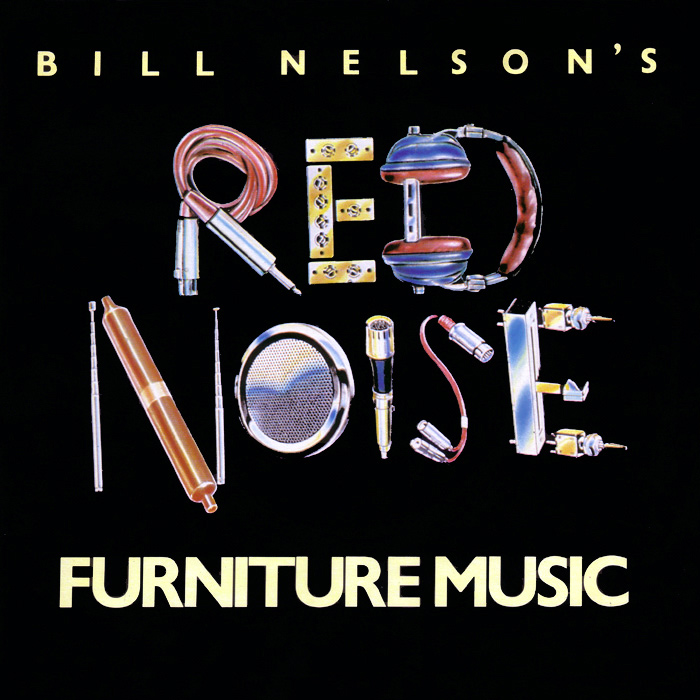 Furniture Music - Cover
