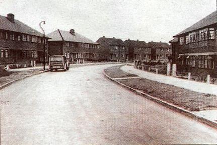 Early Conistone Crescent