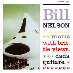 Rooms With Brittle Views - Cover