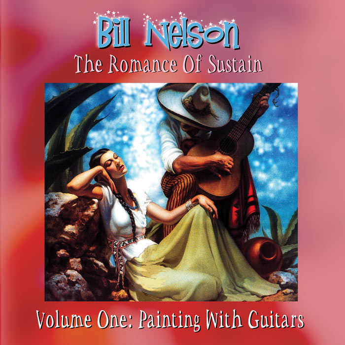 Romance Of Sustain - Cover