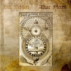 Bill Nelson - Altar Pieces - Cover
