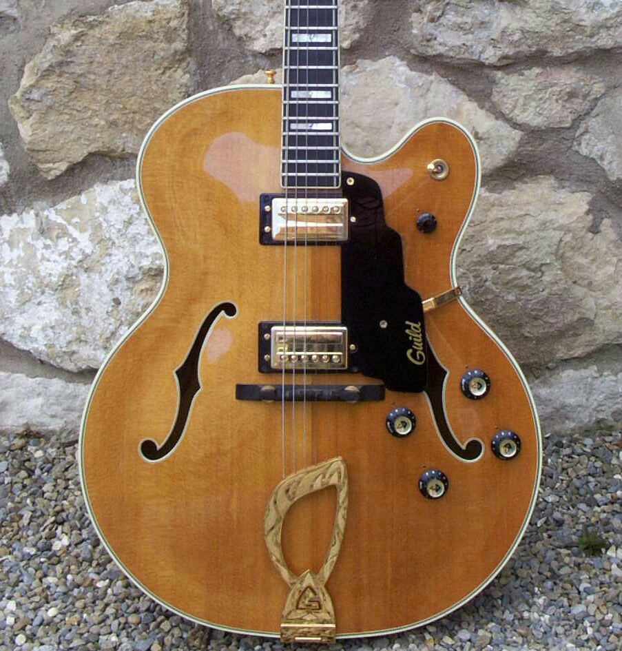 Guild X500 Archtop