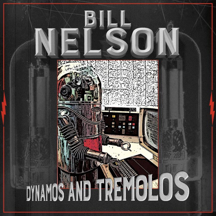 Dynamos And Tremolos - Cover