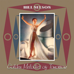 Golden Melodies Of Tomorrow - Cover