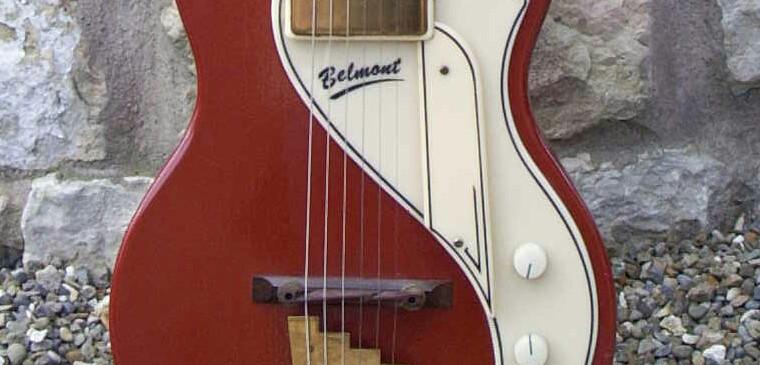 Supro Belmont Electric