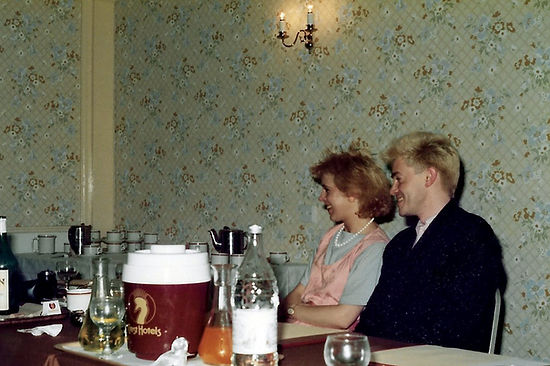 Bill Nelson - May 1983