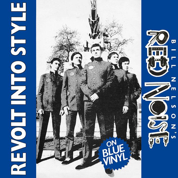 Revolt Into Style - Cover