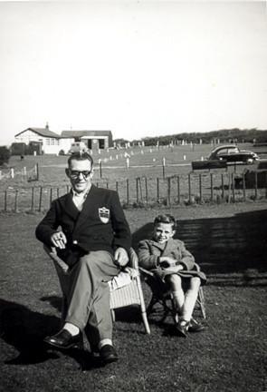 Dad & Bill