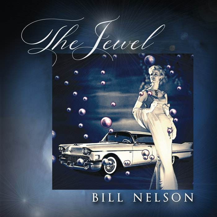 Bill Nelson - The Jewel Cover